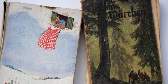 Beitragsfoto: Erzählen Sie auch Grimms Märchen?