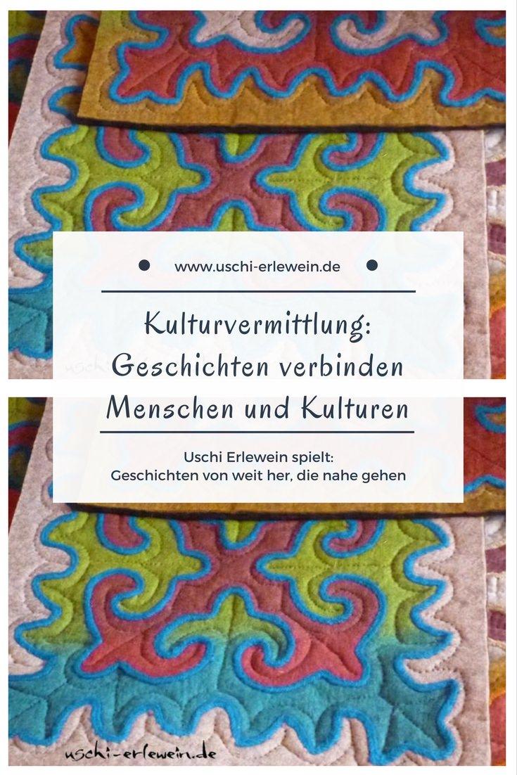 Artikelfoto: Kulturvermittlung: Geschichten verbinden Menschen und Kulturen
