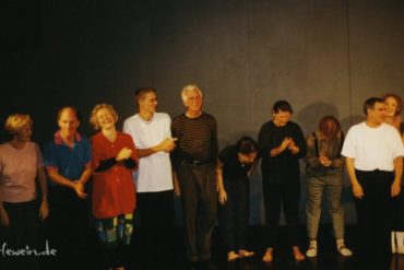 Artikelfoto: Der Auftritt ohnegleichen - Als mir die Bühne zur Heimat wurde